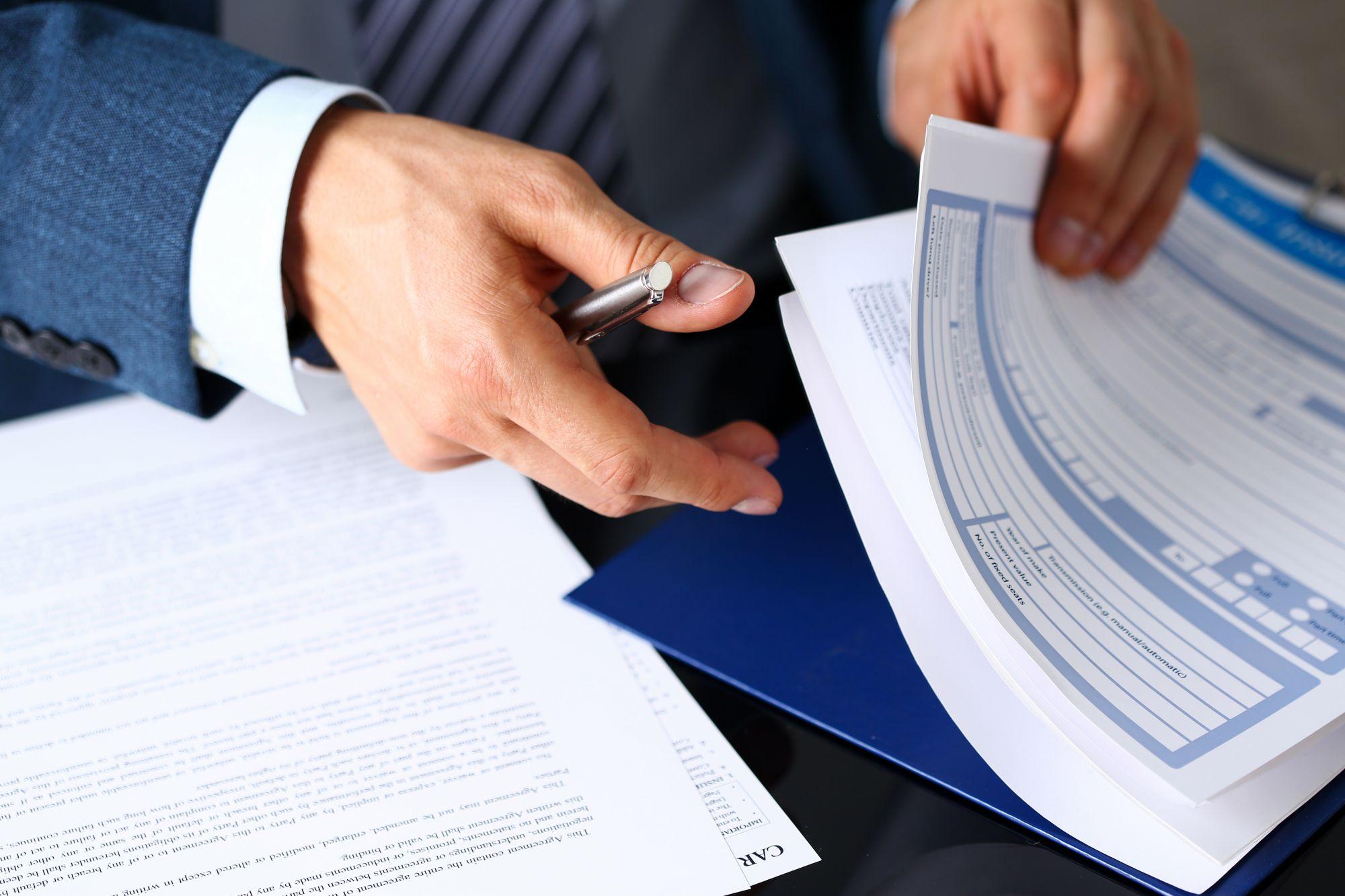 Résiliation contrat garde meuble