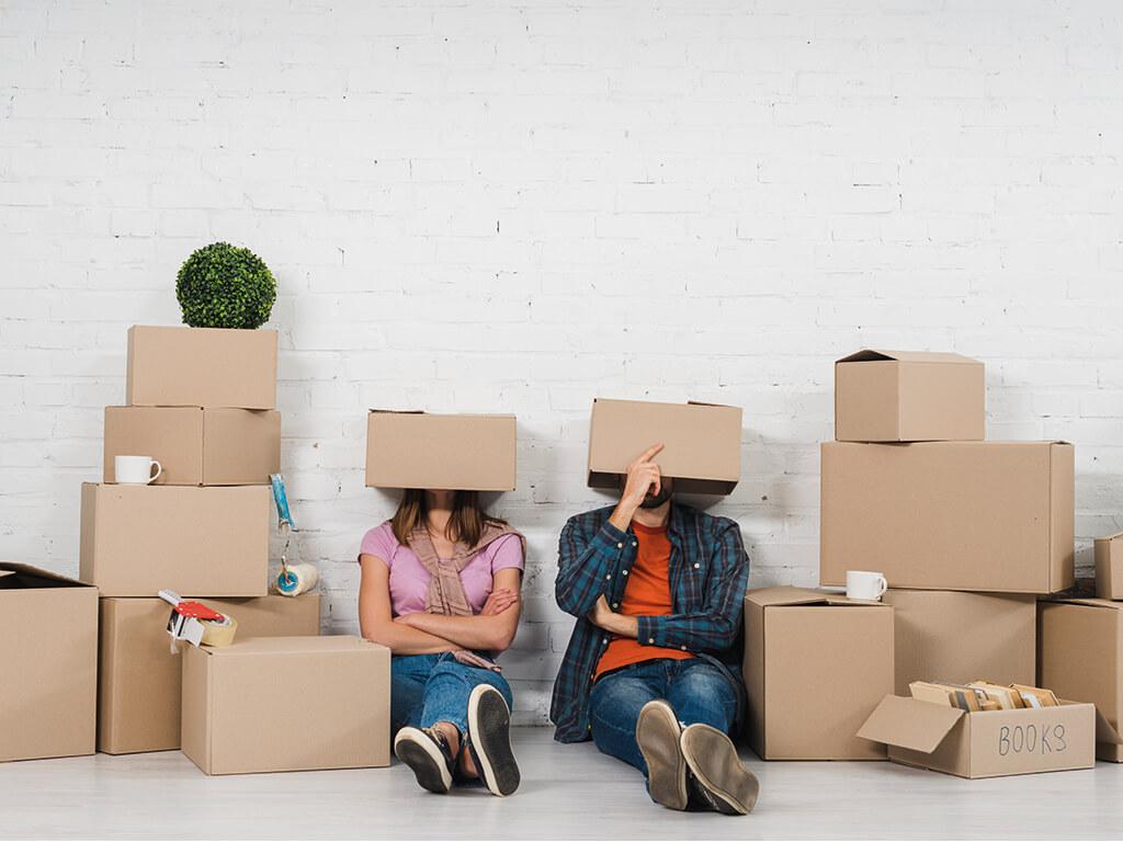 Se préparer au déménagement