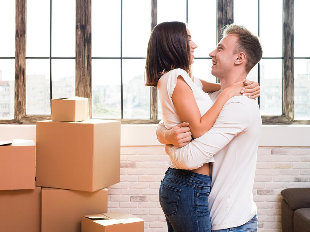 Nouvelle vie après déménagement
