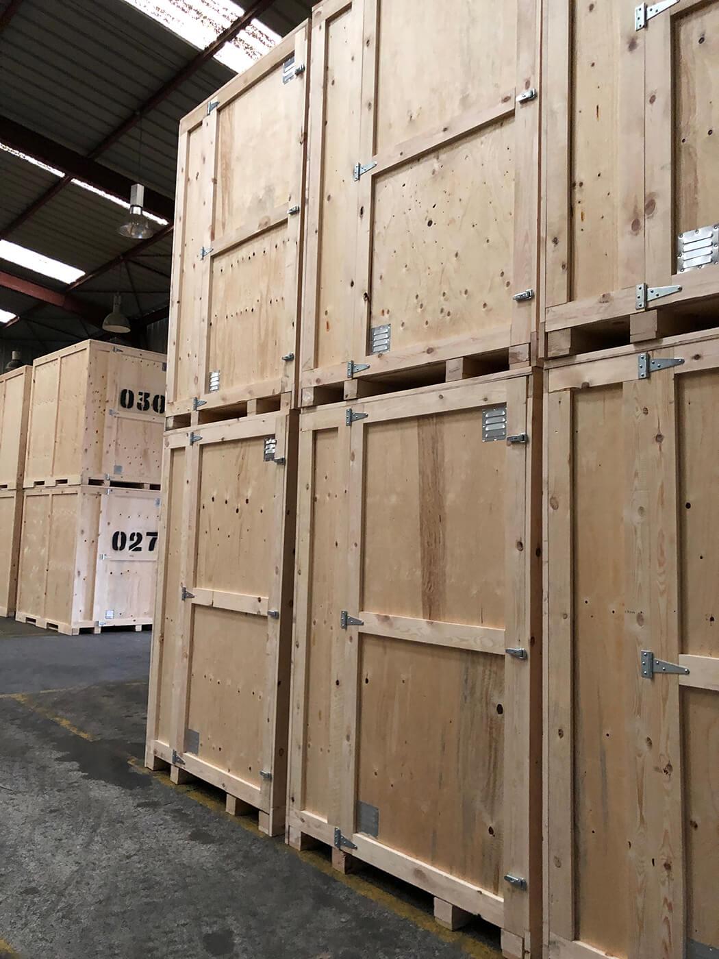 Stockage garde meuble