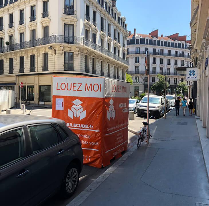 box stockage en ville