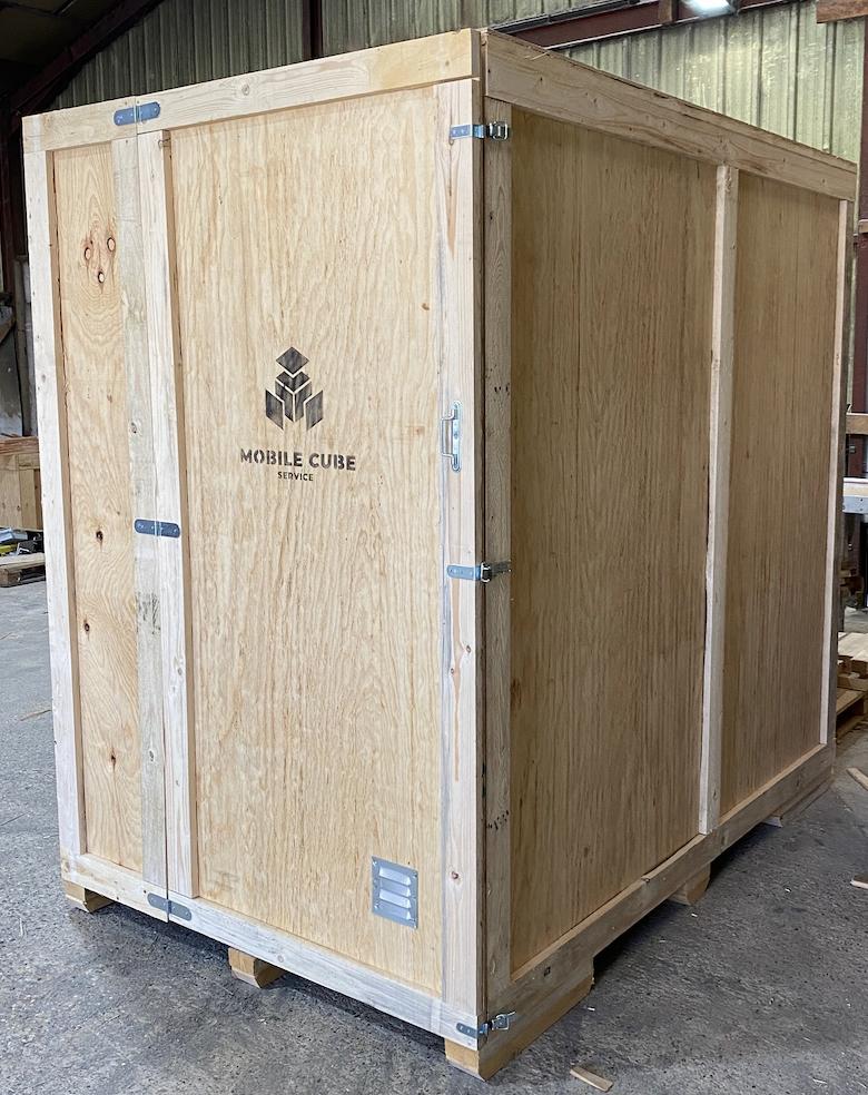 Box de stockage mobile