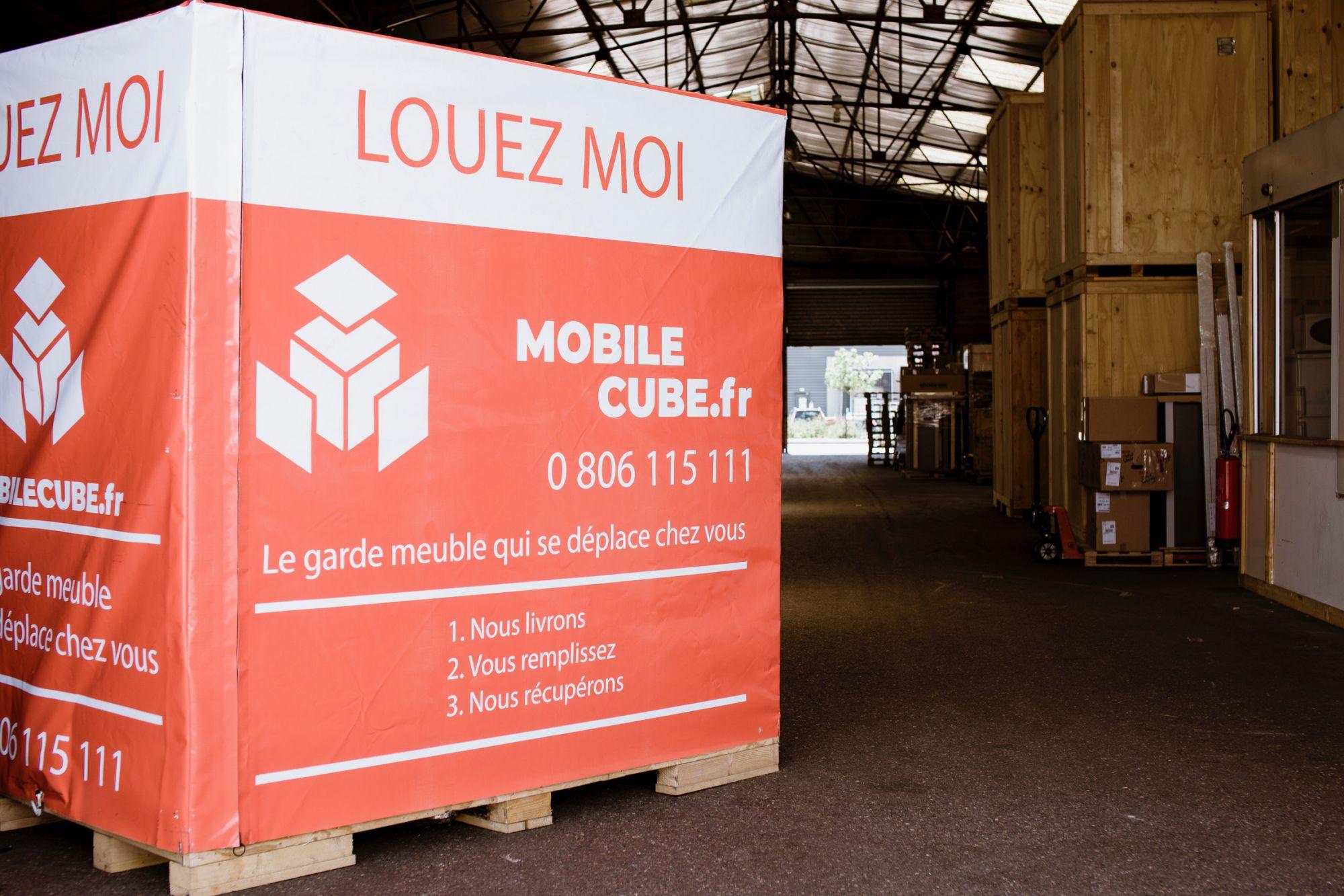 Garde meuble agence Rennes