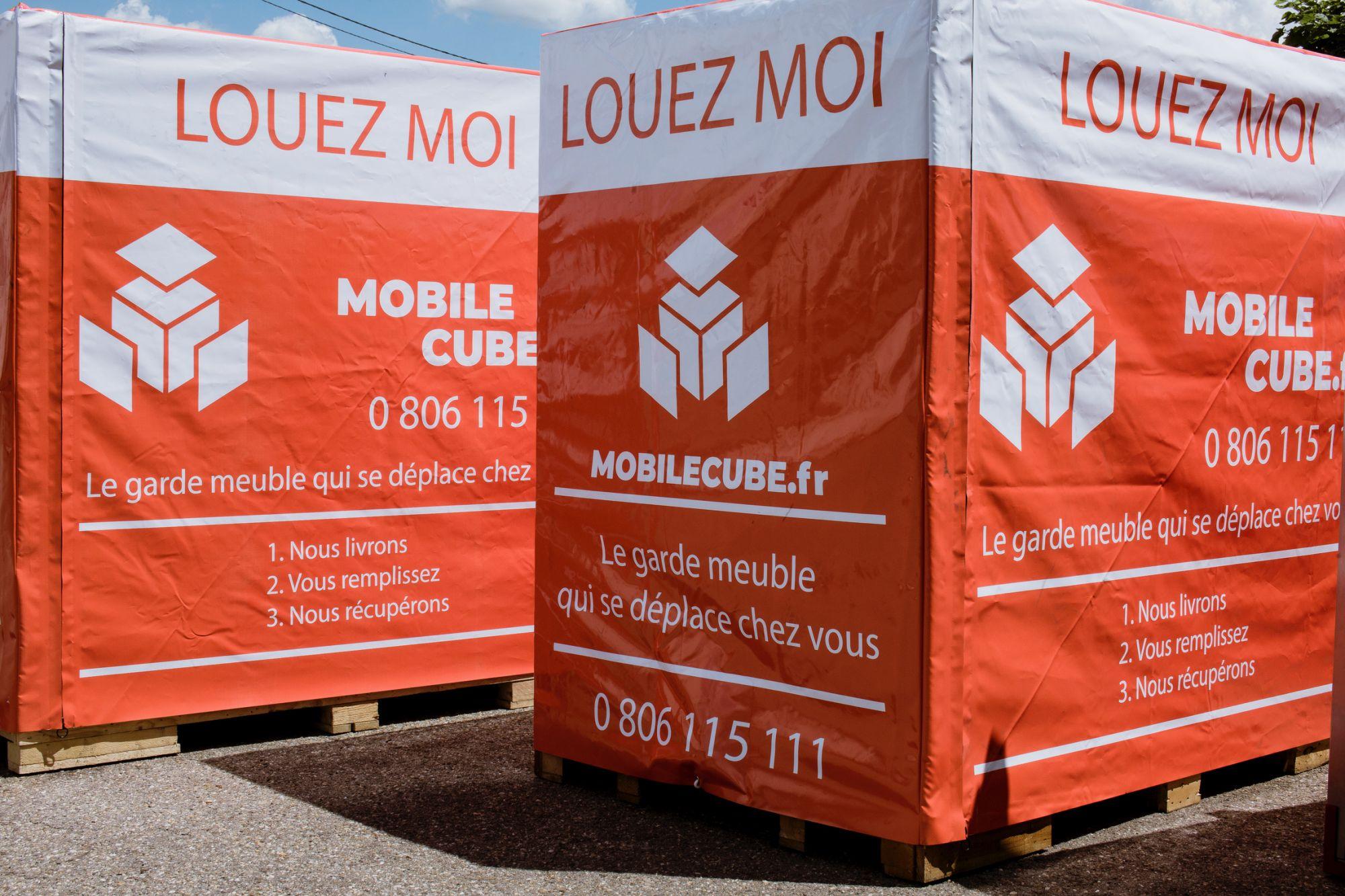 Garde meuble agence Marseille