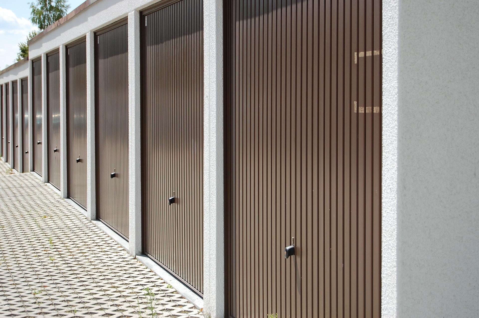 Location garage pour stockage mutation
