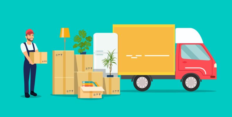 Déménagement : emballer progressivement ses affaires